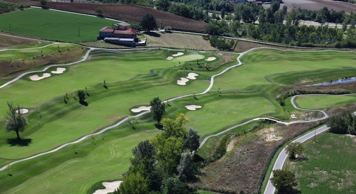 Valcurone golf greenfee scontati