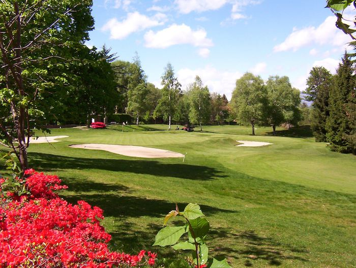 Golf Alpino di Stresa offerte greenfee
