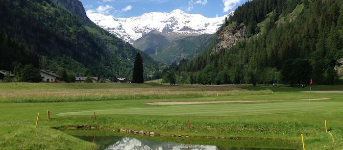 gressoney monterosa golf greenfee scontati