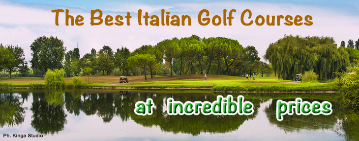 play golf in italy
